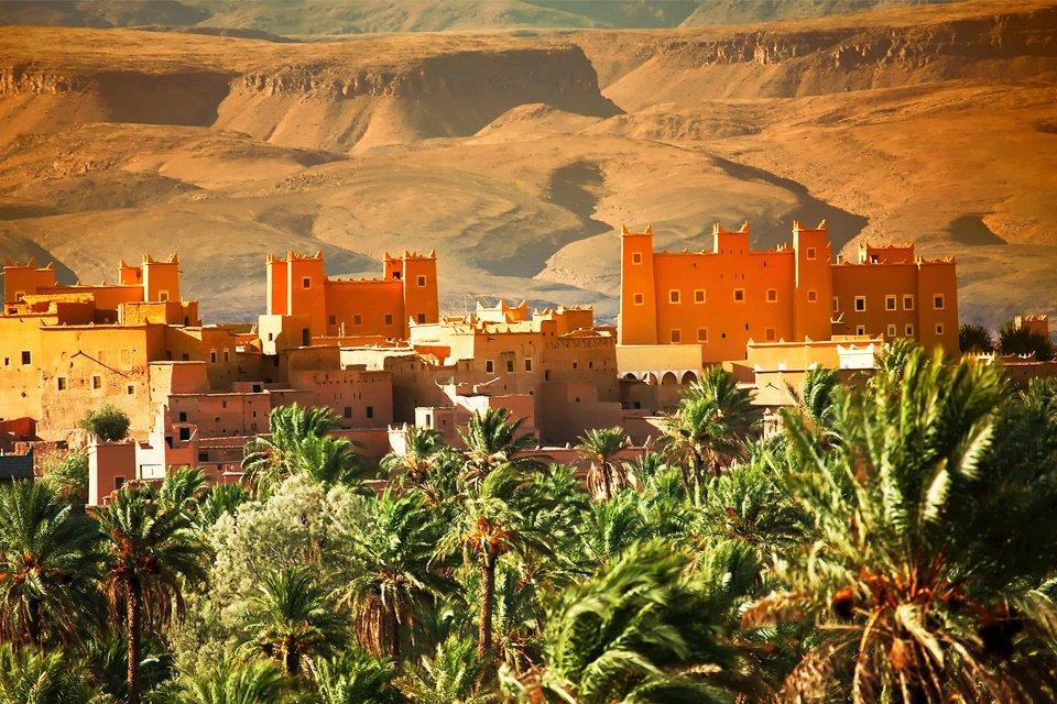 SRC-reizen: Atlasgebergte en Zuid-Marokko