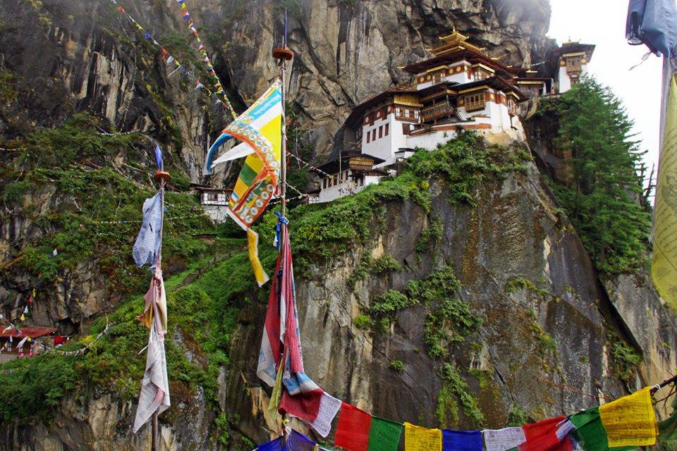 SRC-reizen: Bhutan