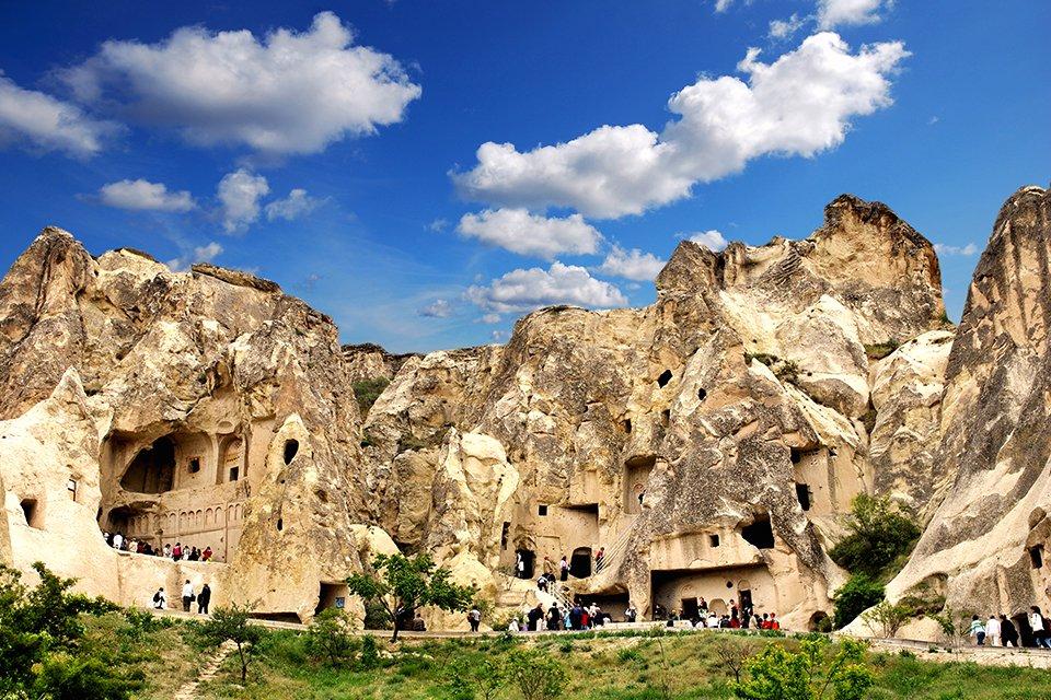 SRC-reizen: Cappadocië