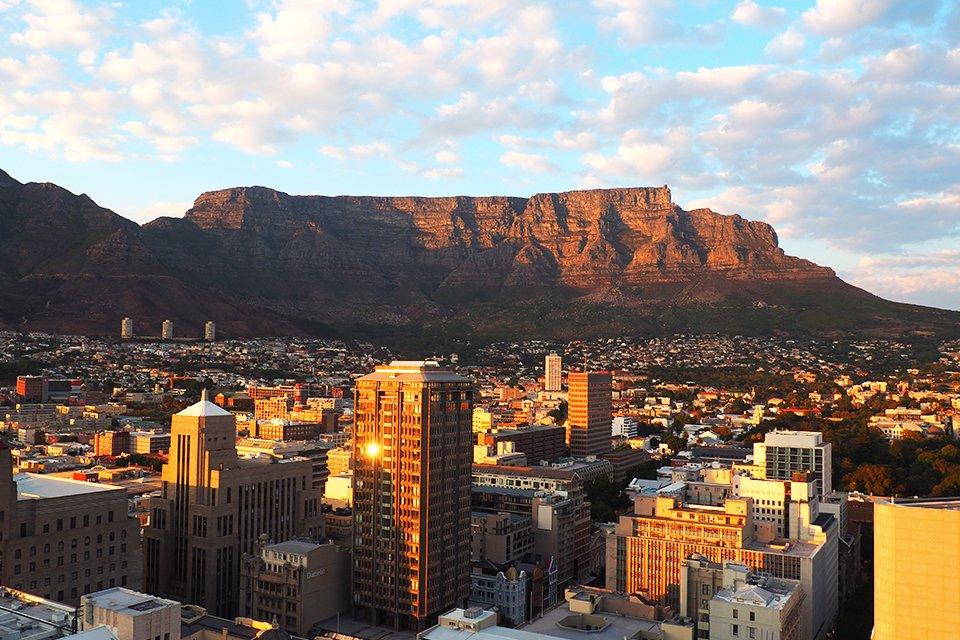 Tafelberg, Zuid-Afrika