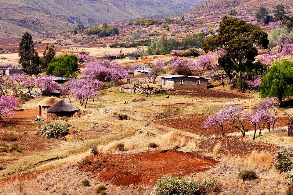Lesotho, Zuid-Afrika