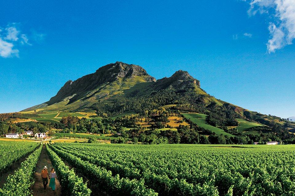 Zuiden van Zuid-Afrika