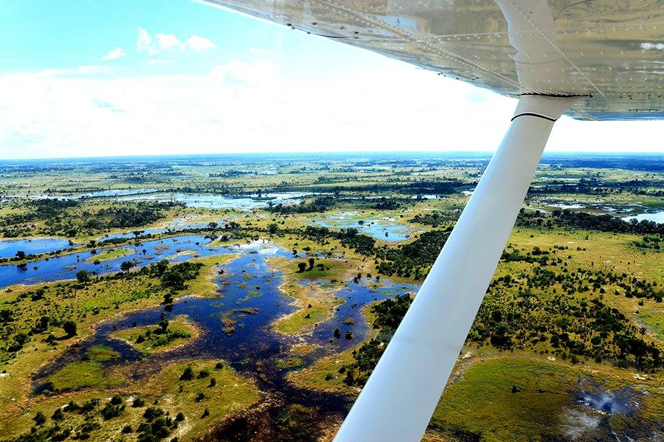 Okavangodelta