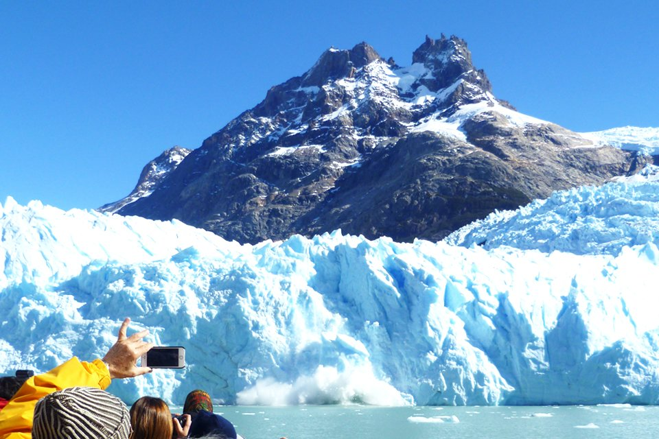 Nationale park Los Glaciares