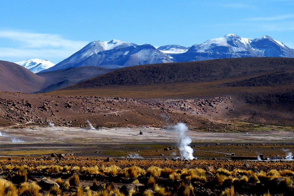 Nationaal park El Taito