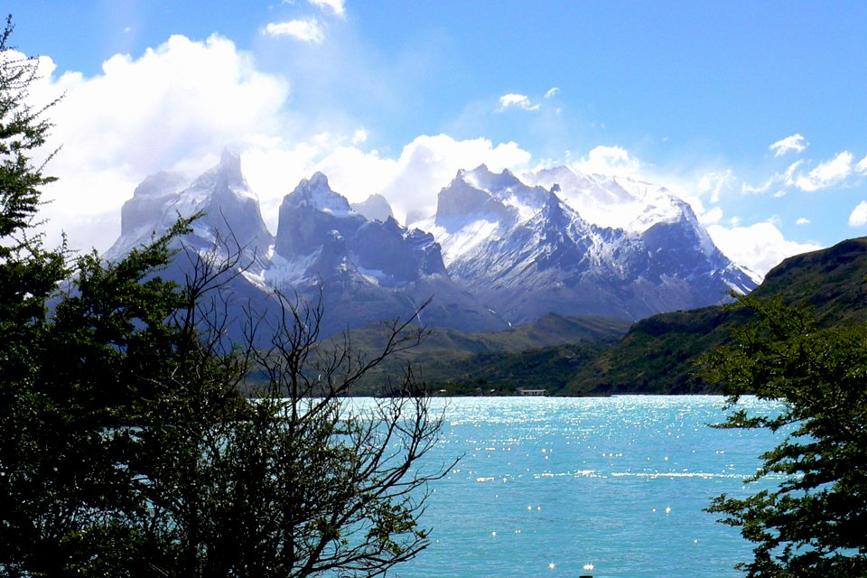 Torres del Paine in Chili