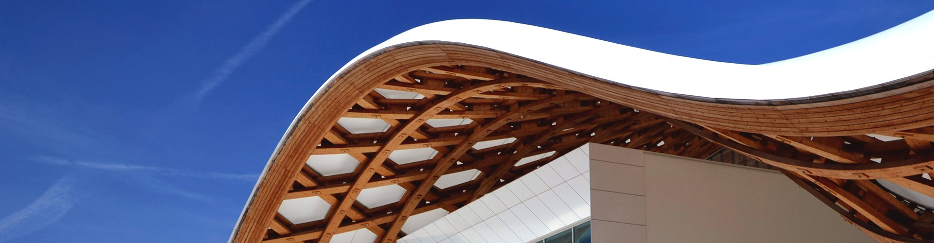 Centre Pompidou in Metz, Frankrijk