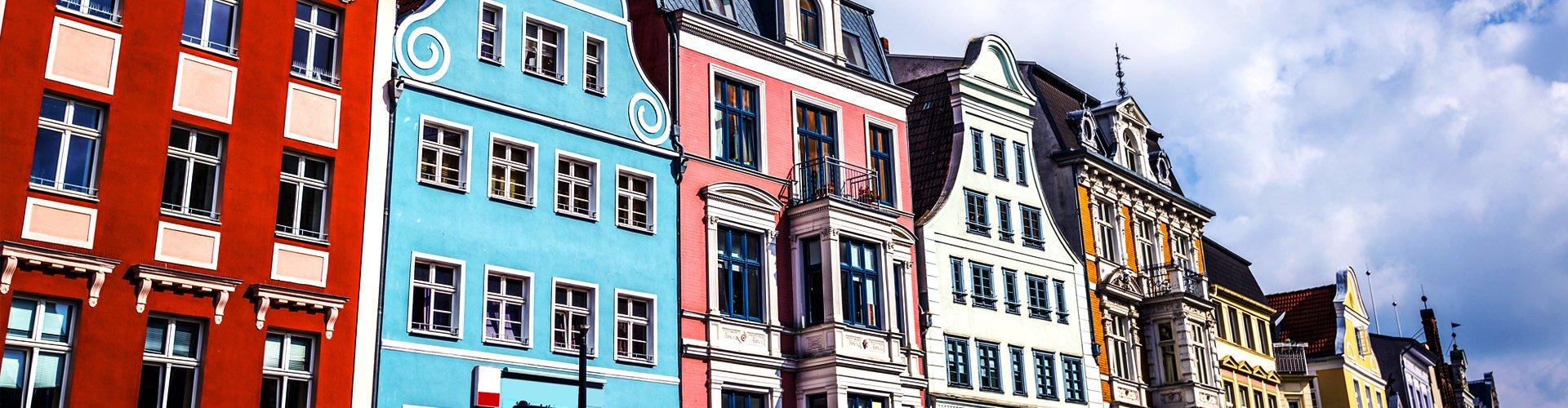 Rostock in Duitsland