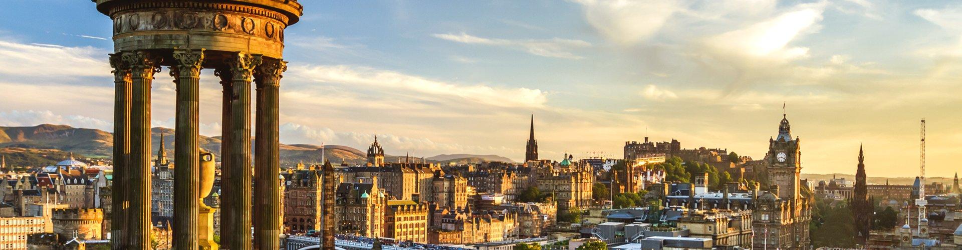Edinburgh, Schotland, Groot-Brittannië
