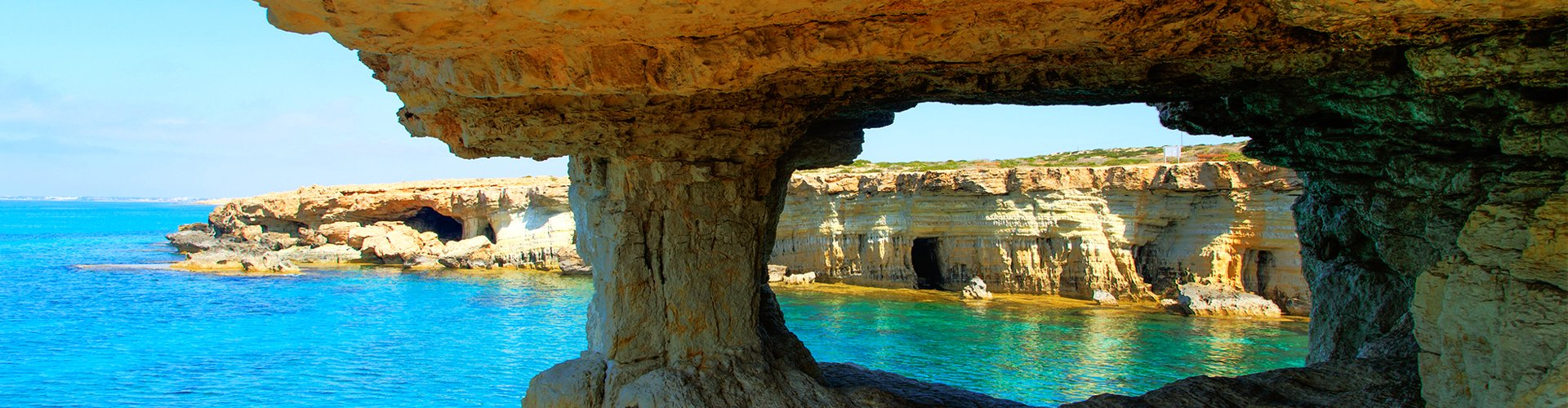 Kust van Cyprus