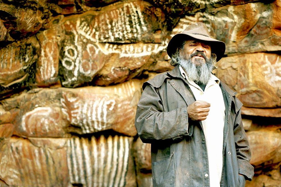 Aboriginal in Australië