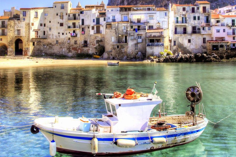 SRC-reizen: Sicilië