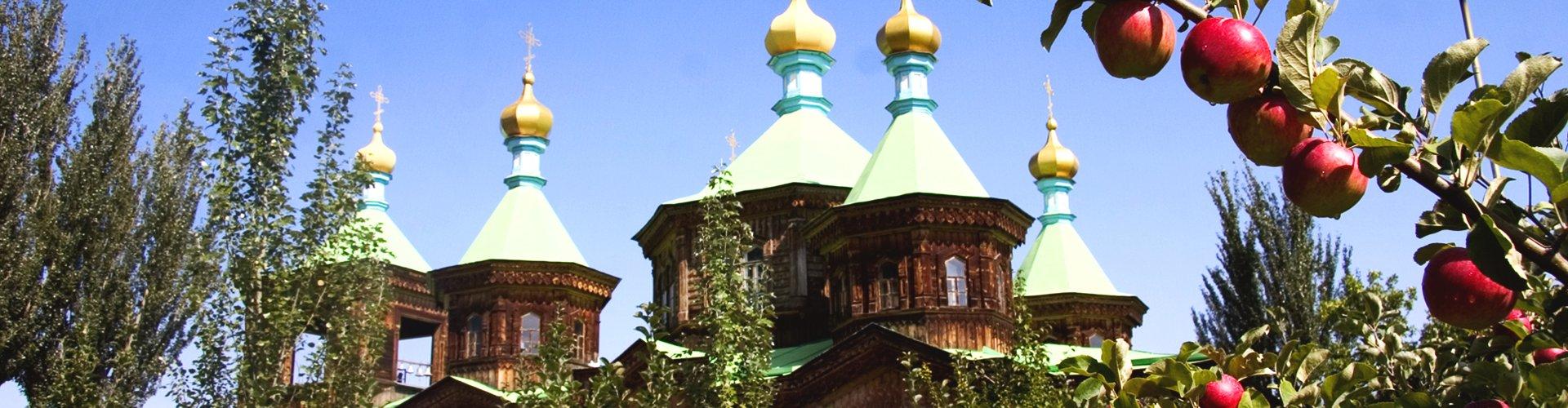 Karakol in Kirgizië