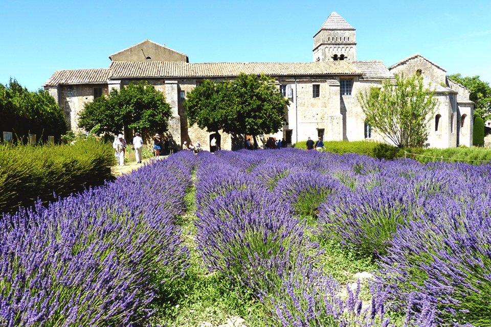 St-Remy-de-Provence, Frankrijk
