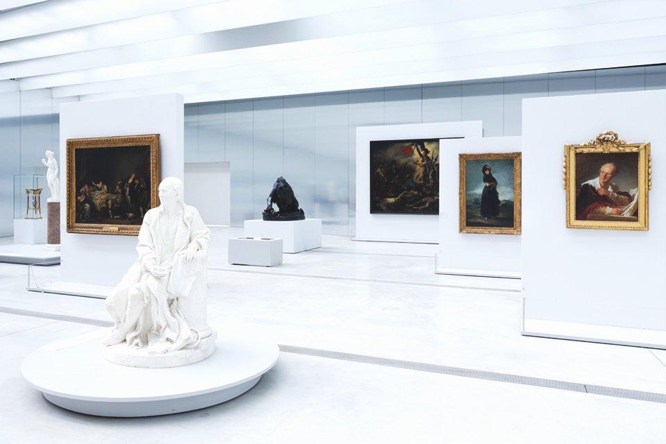Louvre in Lens, Frankrijk