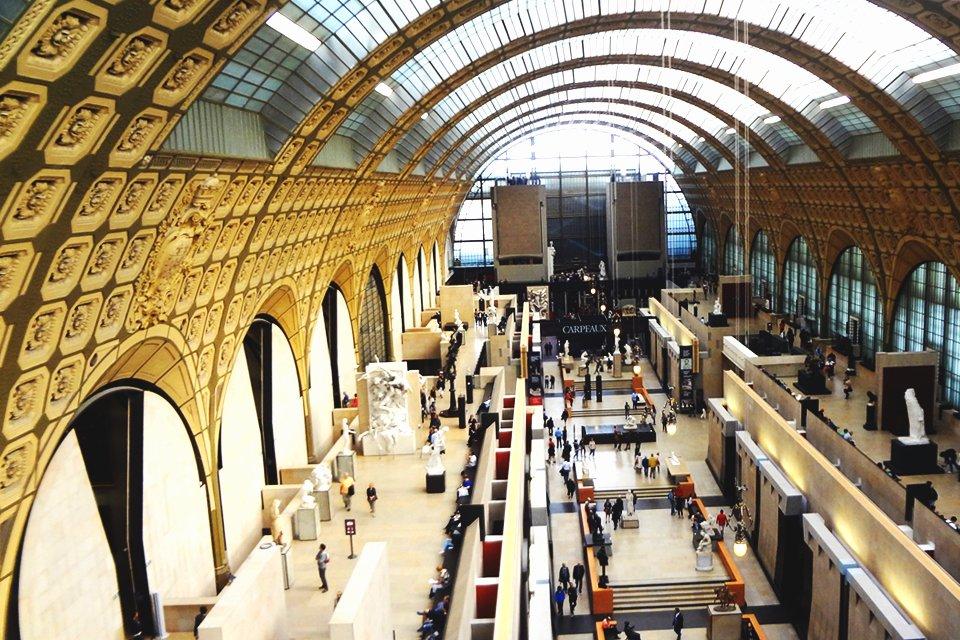 Musée d'Orsay in Parijs, Frankrijk