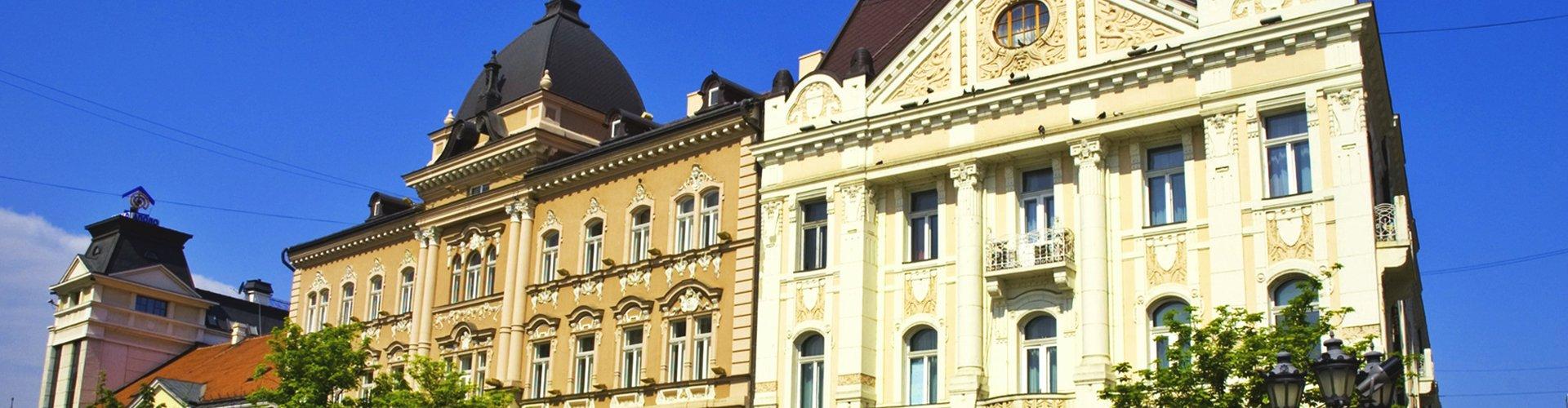 Novi Sad, Servië