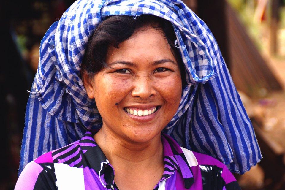 Vriendelijk Cambodja