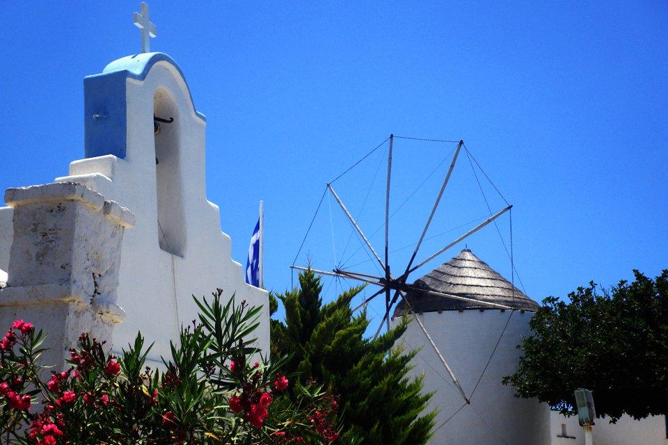 De Cycladen, Griekenland