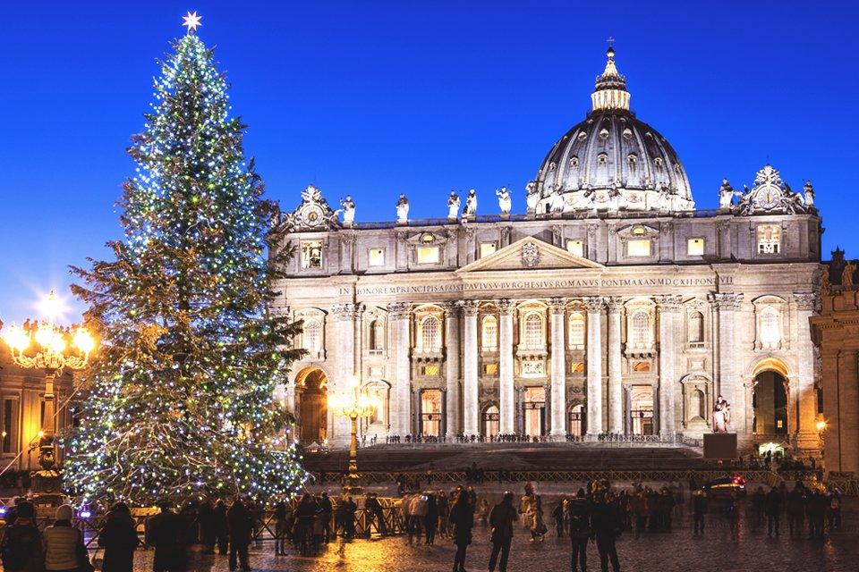 Rondreis Kerst in Rome in Rome (Diversen, Italië)