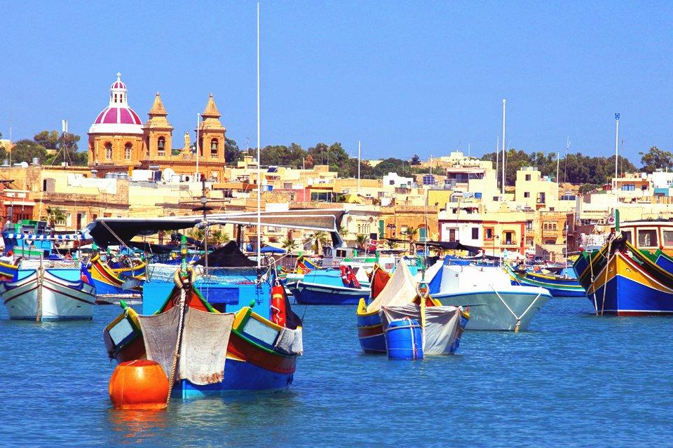 SRC-reizen: Mediterraan Malta