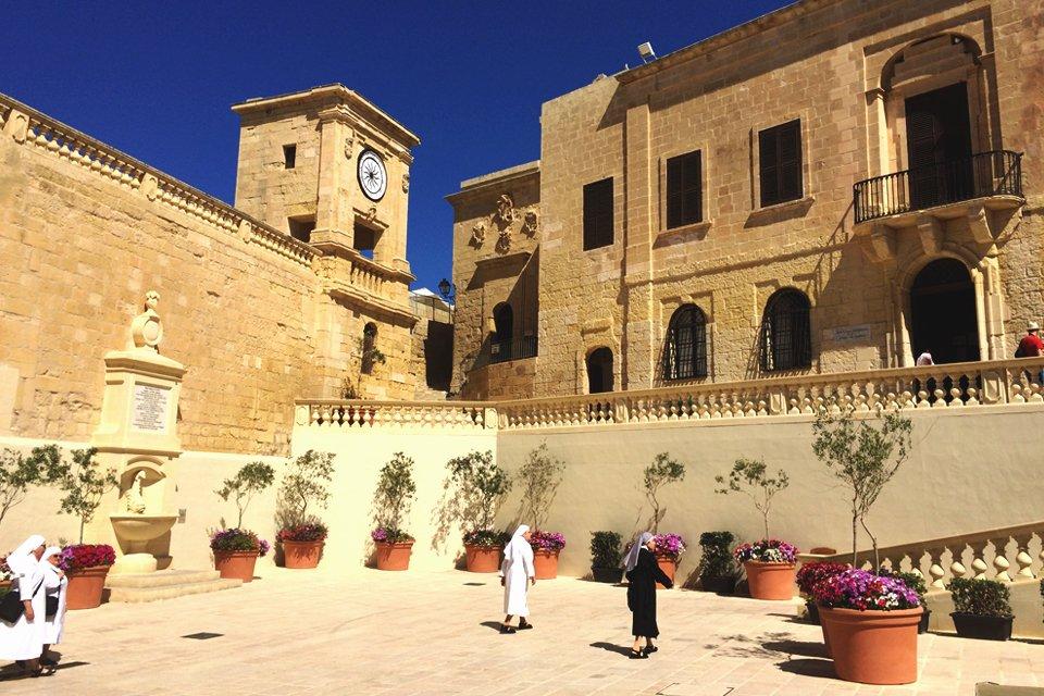 Victoria op Gozo, Malta