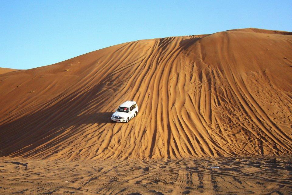 Wahibawoestijn, Oman
