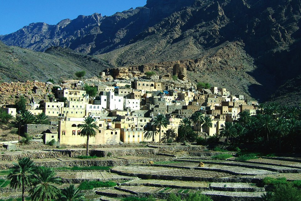 SRC-reizen: Mysterieus Oman
