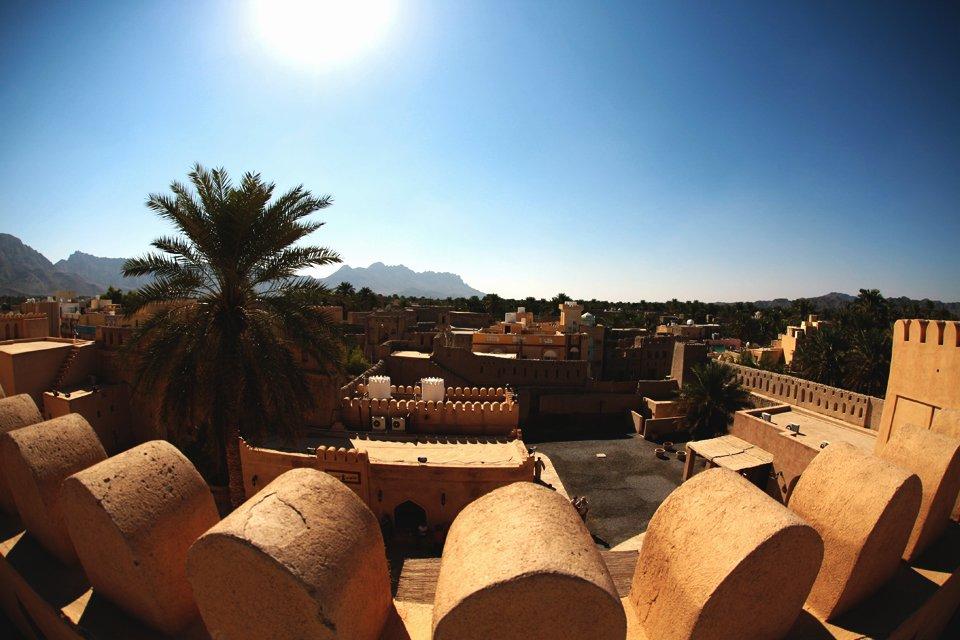 SRC-reizen: Oman