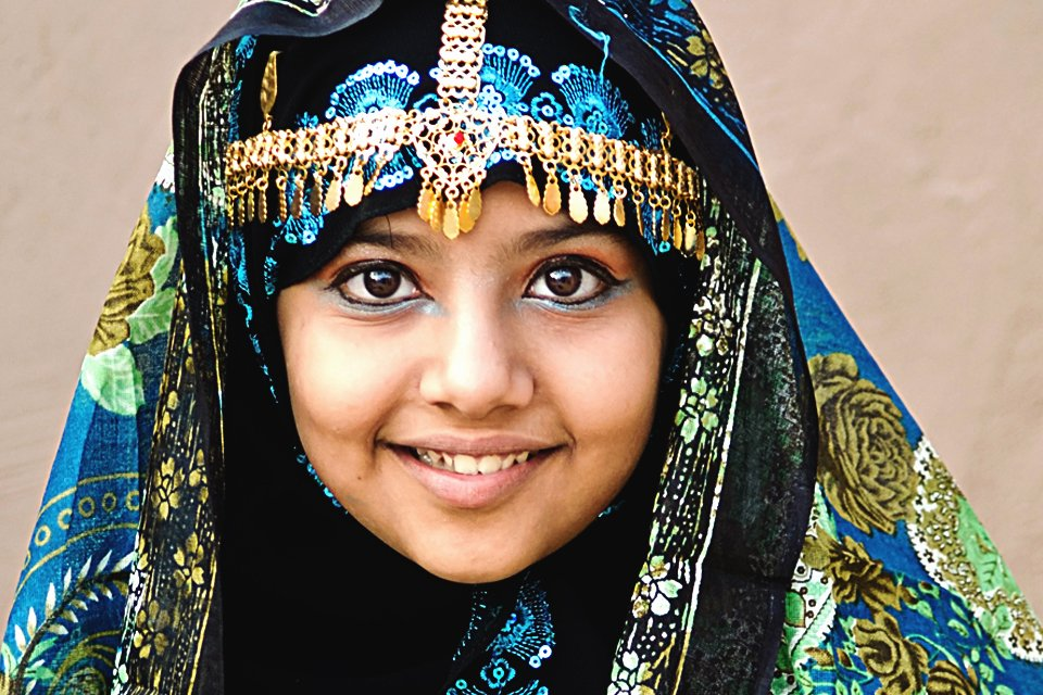 Vriendelijk Oman