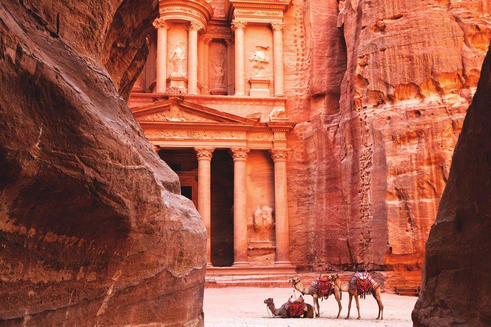 SRC-reizen: Betoverend Jordanië