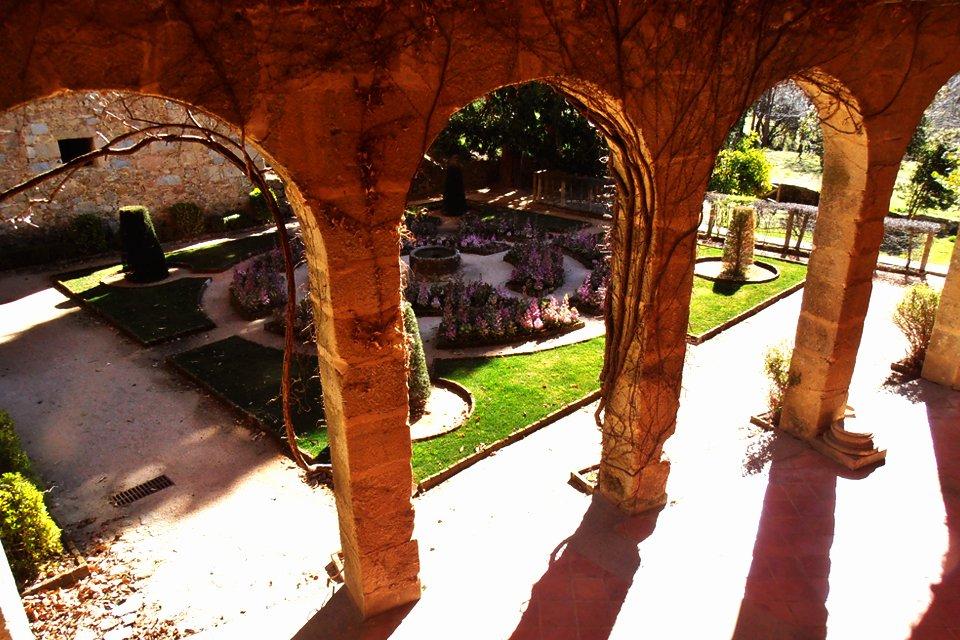 Klooster van Yuste, Extremadura, Spanje