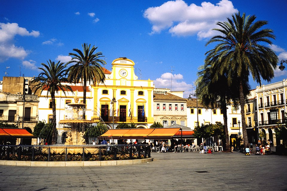 Rondreis Extremadura in Diversen (Diversen, Spanje)