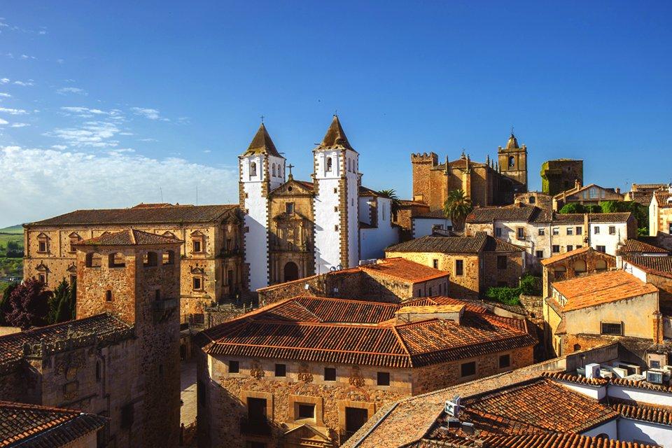 Cáceres, Extremadura, Spanje