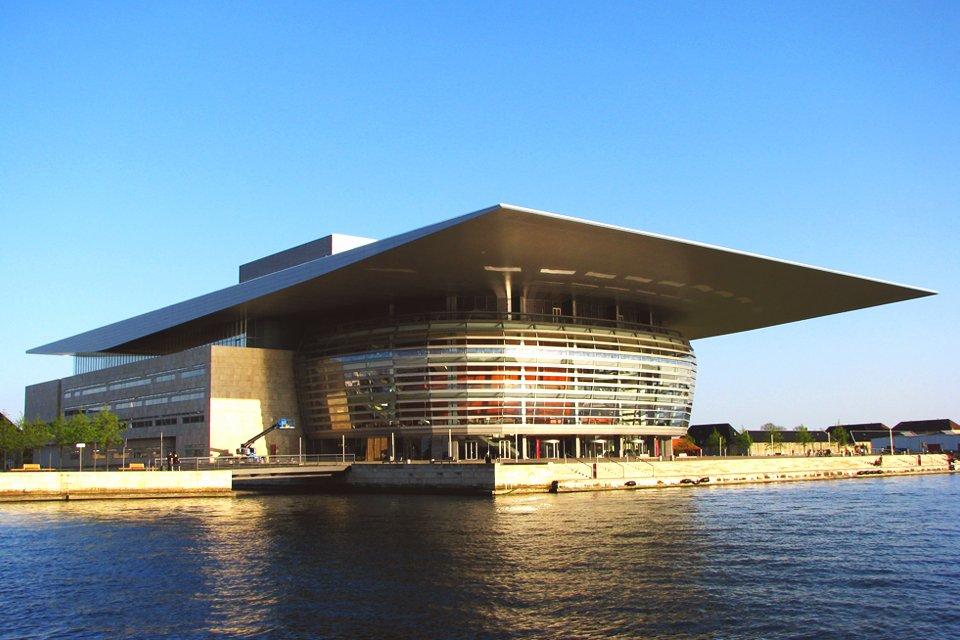 Opera, Kopenhagen, Denemarken