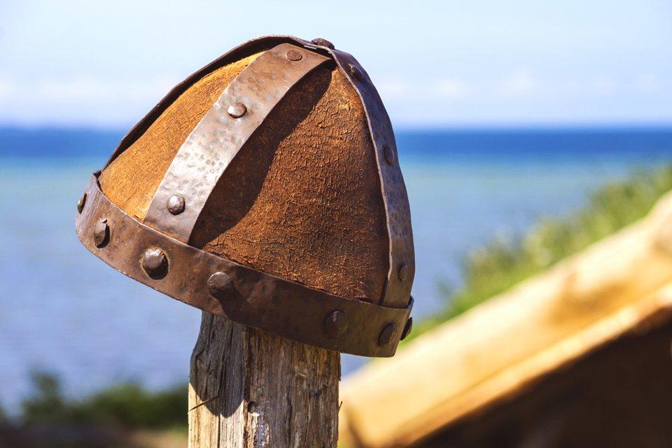 Vikingen in Denemarken