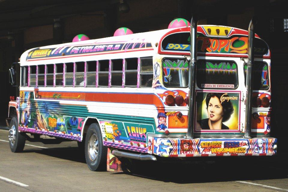 Openbaar vervoer in Panama