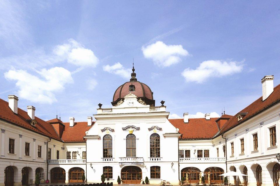 Gödöllö in Hongarije