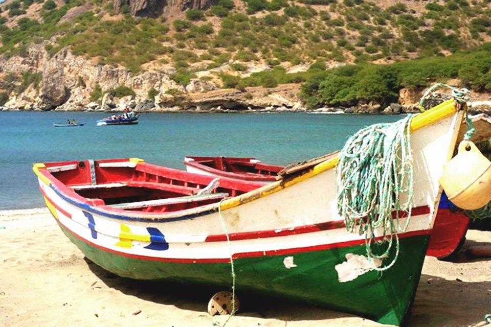 Tarrafal op Santiago, Kaapverdië