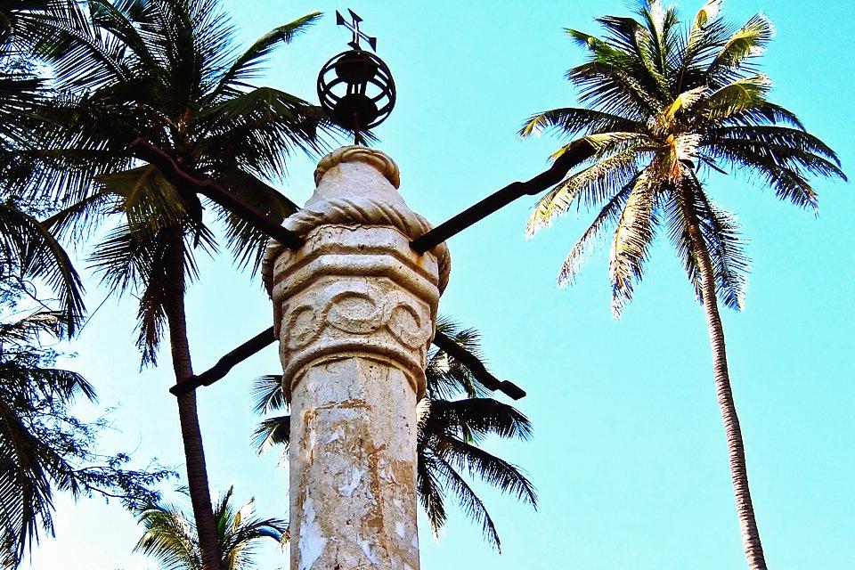 Cidade Velha op Santiago, Kaapverdië