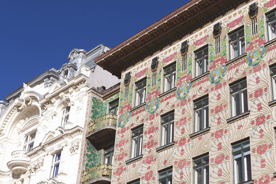 Linke Wienziele in Wenen, Oostenrijk