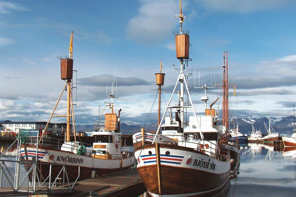 Húsavik, IJsland