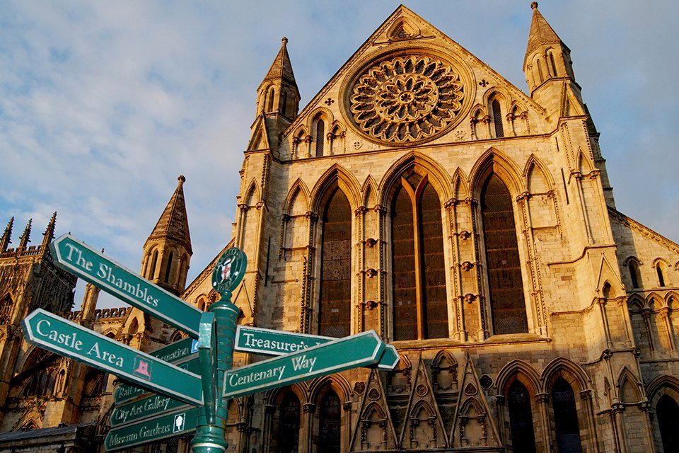 York, Groot-Brittannië