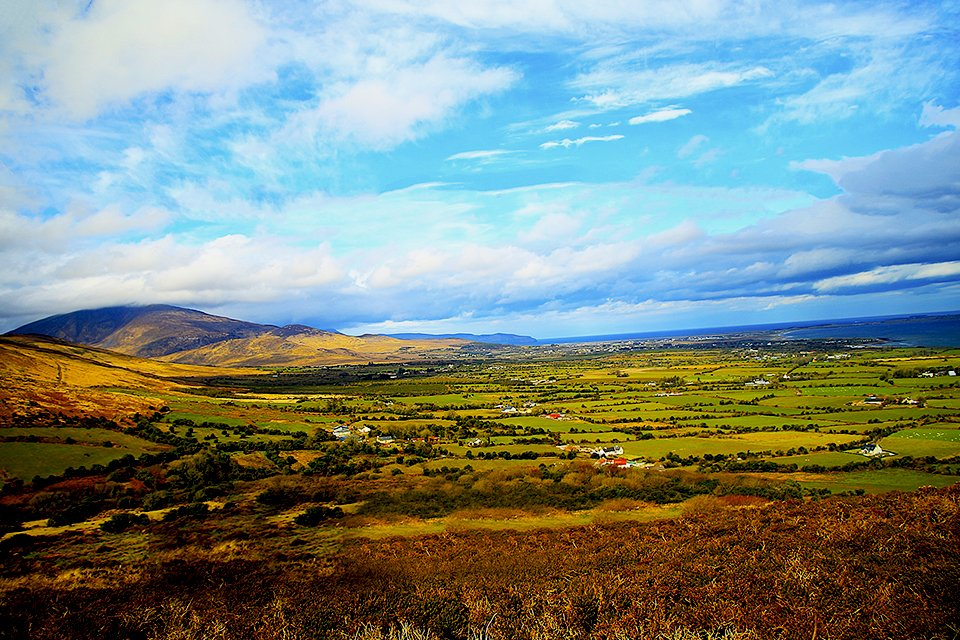 Ring of Kerry, Ierland