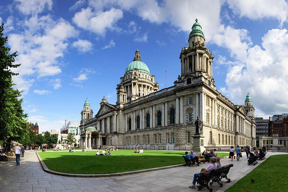 Belfast, Noord-Ierland