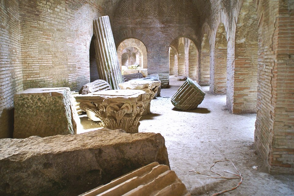 Pompei, Napels, Italië