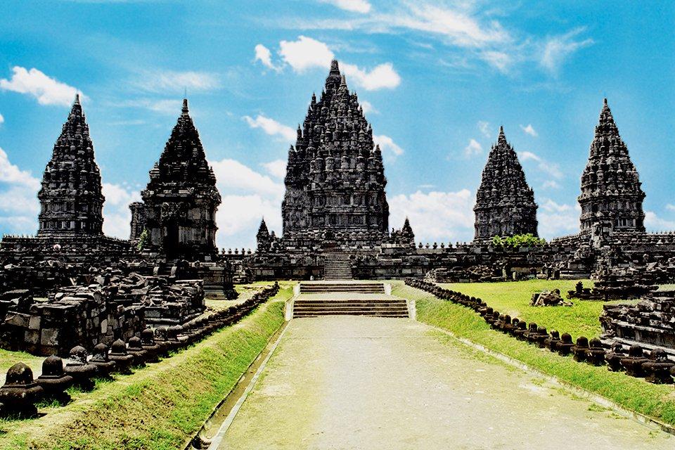 Prambanan, Indonesië