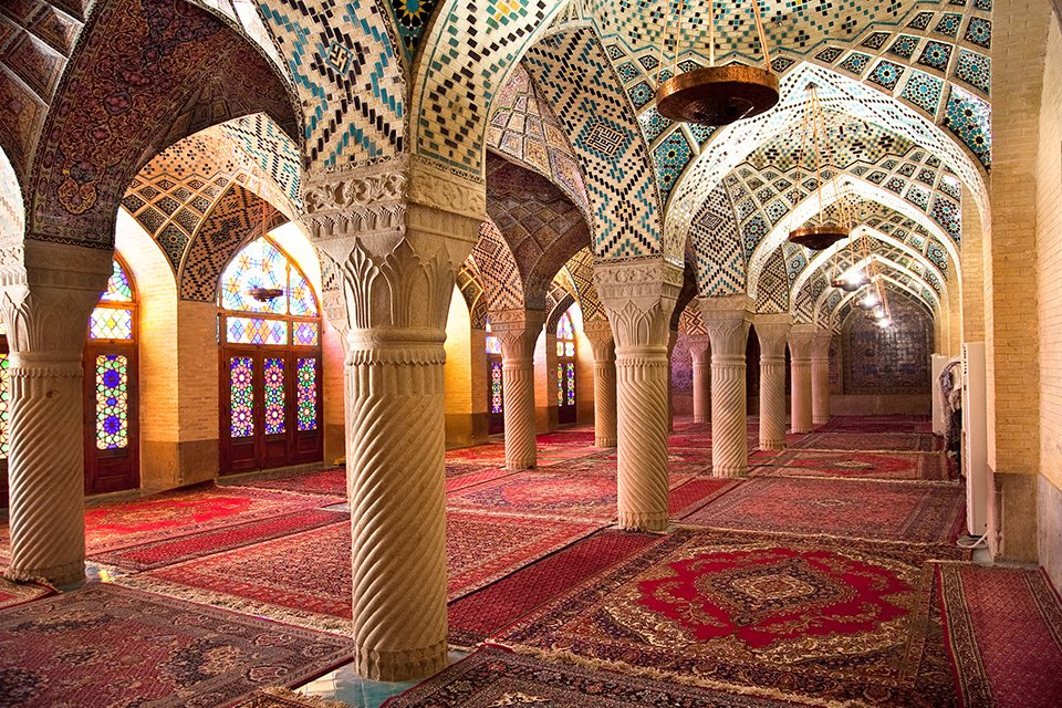 Iran compleet