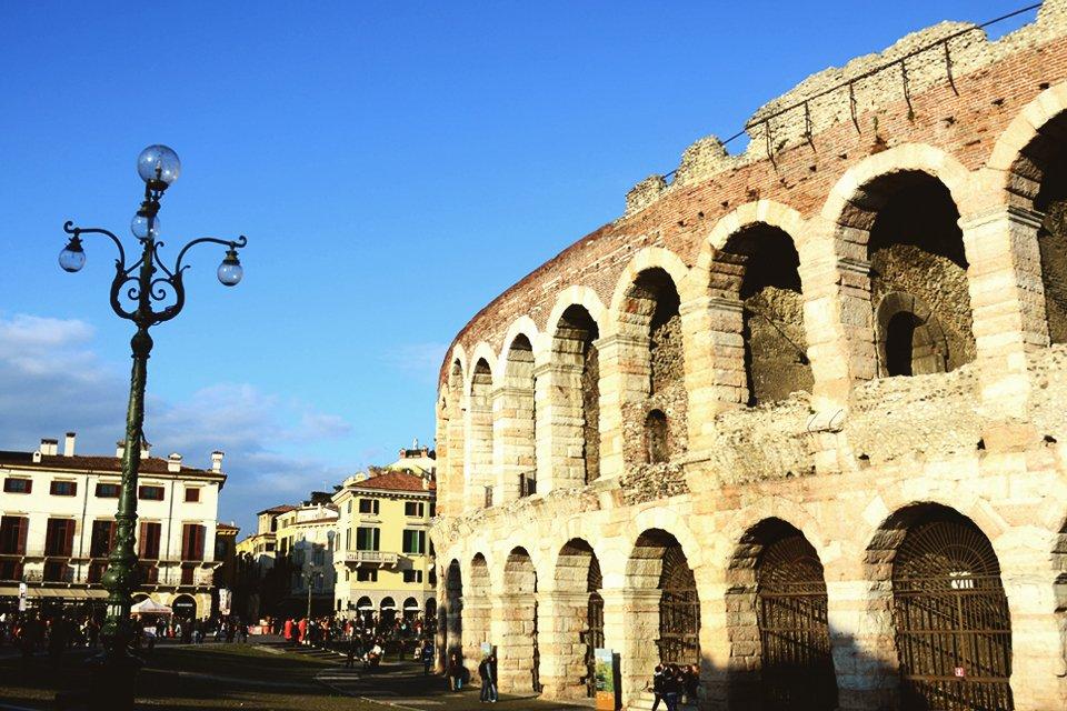 SRC-reizen: Operafestival Verona