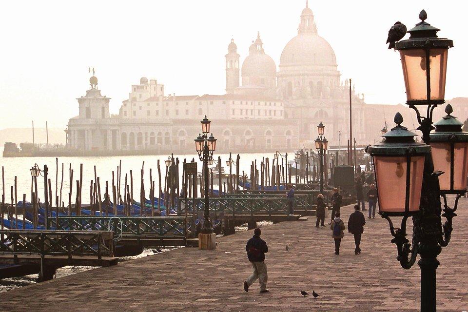 SRC-reizen: Winter in Venetië